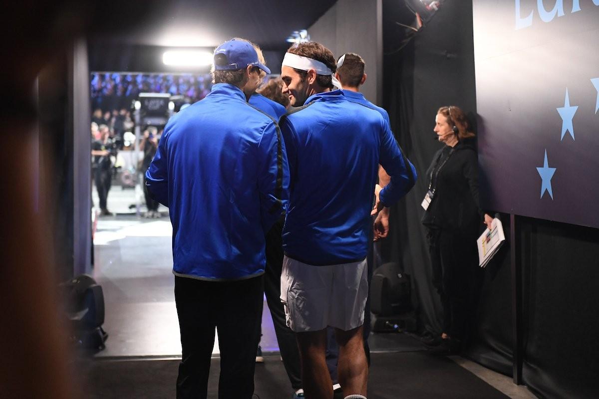 Nadal i Federer