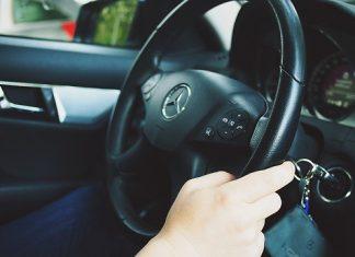 Automobil Vožnja Volan
