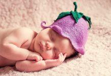 Beba spava