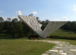 spomen park kragujevački oktobar