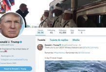 Trampov tviter