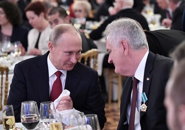 Putin i Nikolić