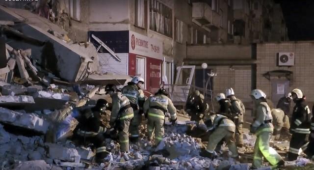 Eksplozija u Rusiji