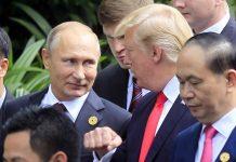 Putin i Tramp