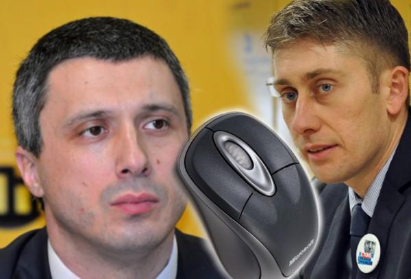 Boško Obradović i Aleksandar Martinović