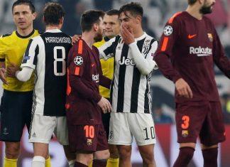 Barselona Juventus