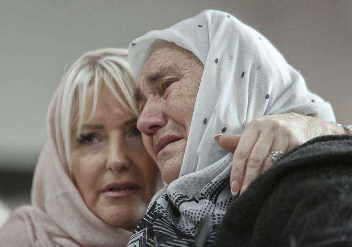 majke Srebrenice
