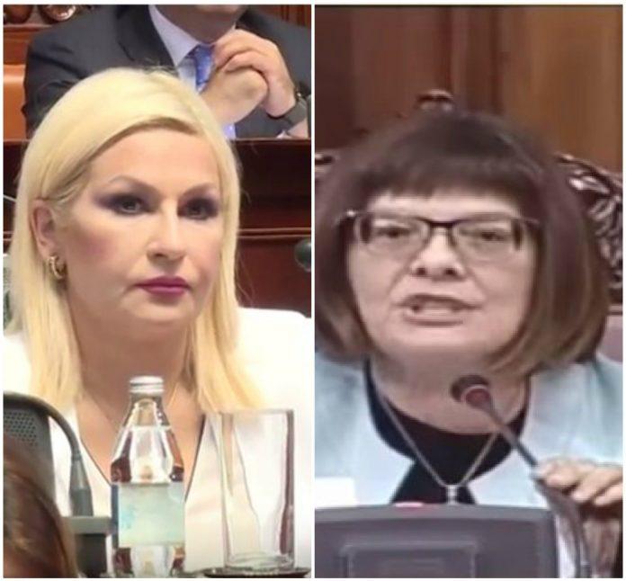 zorana mihajlović maja gojković