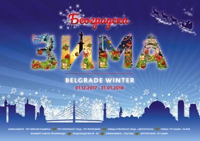 Beogradska zima