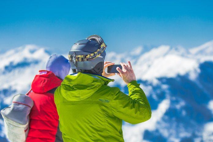 Mobilni telefoni zimi
