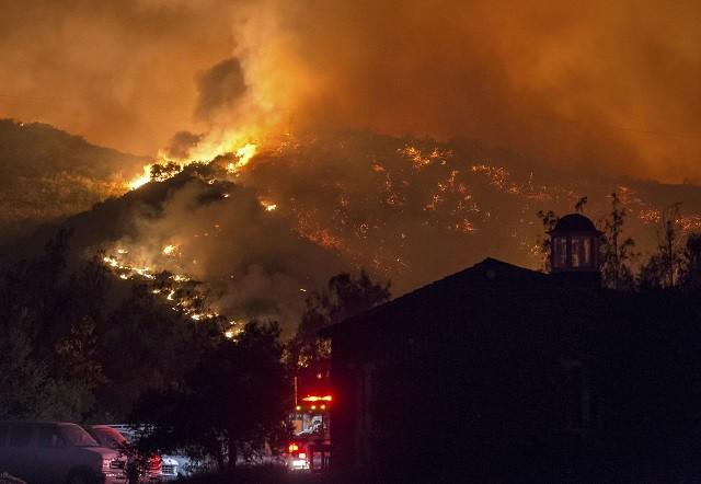 Požar u Kaliforniji