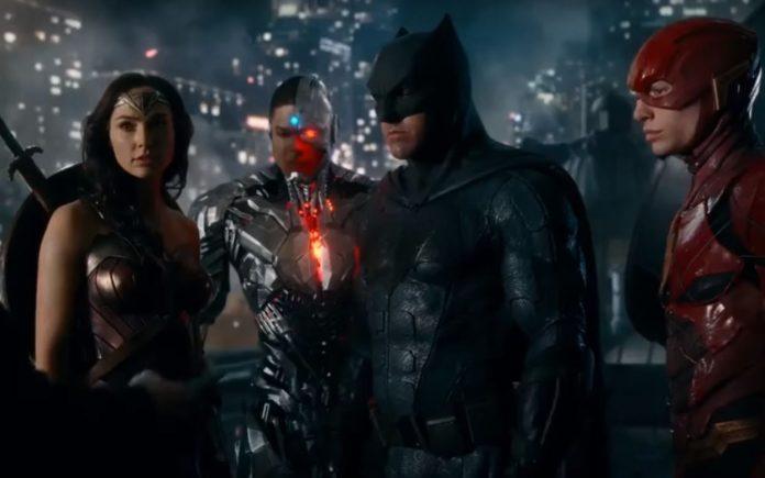 Ben Aflek - Betmen - Liga pravde