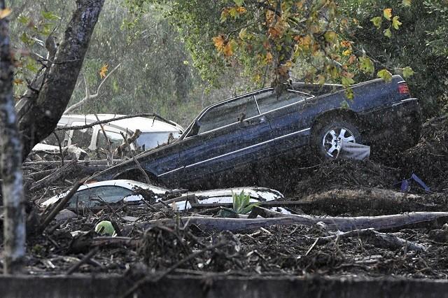 Kalifornija oluja
