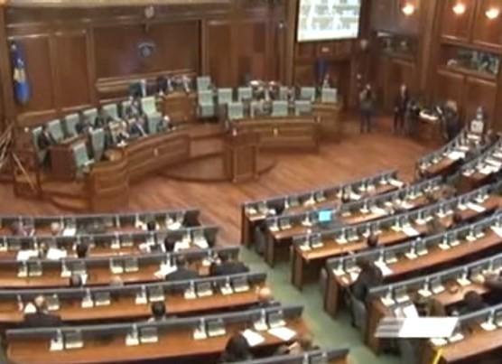 kosovski parlament