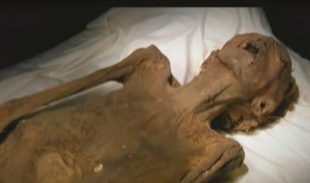 Vrišteća mumija