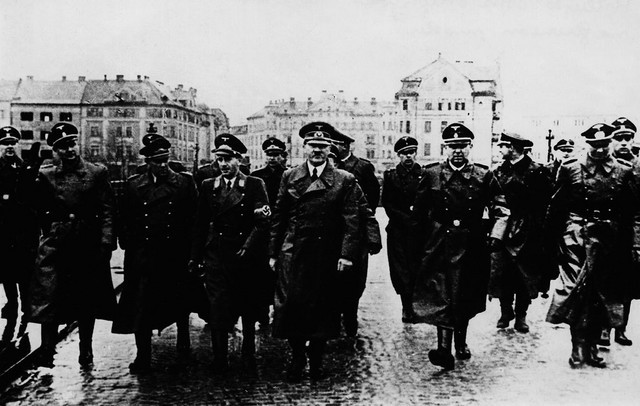 Hitler u Mariboru