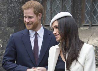 Princ Hari i Megan Markl