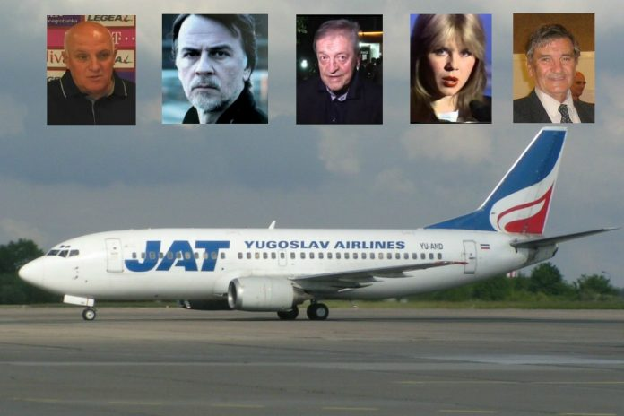 Oteti avion