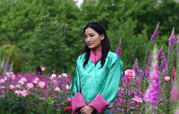 kraljica butana