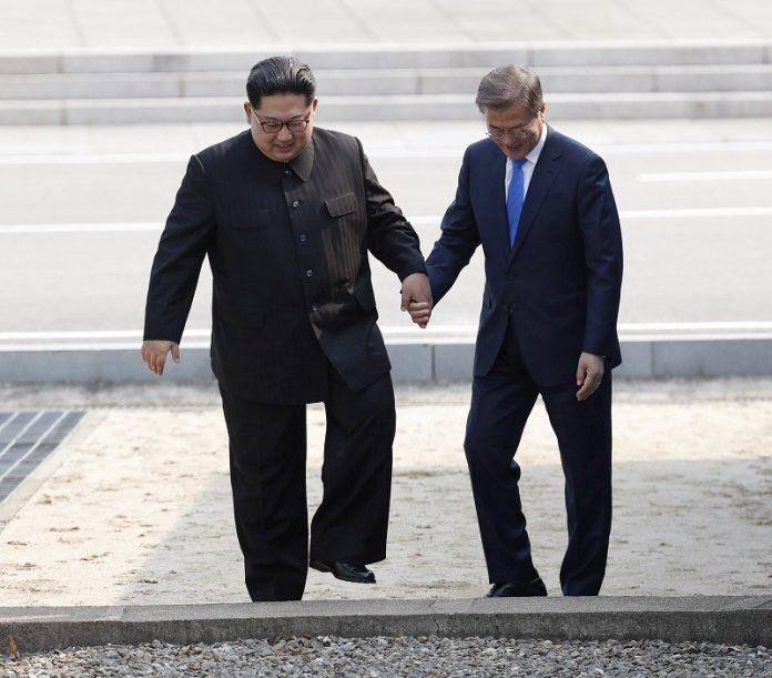 Severna i Južna Koreja