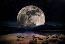 Mesec Nebo Zvezde