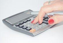 Digitron Kalkulator Računanje