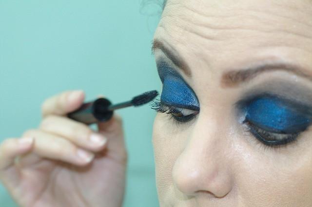 Šminka Maskara Kozmetika
