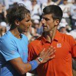 Novak Đoković Rafael Nadal