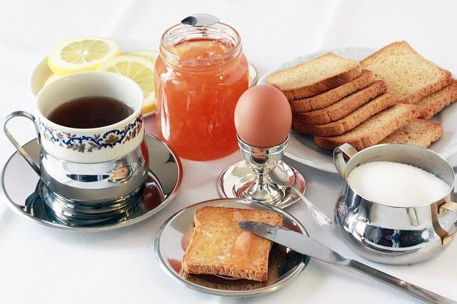 Doručak Obrok Čaj