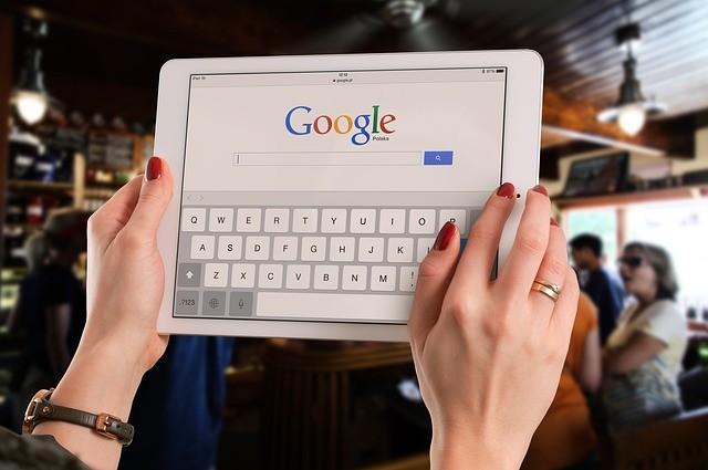 Tablet Gugl Internet