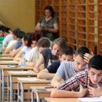 Maturanti ispit škola