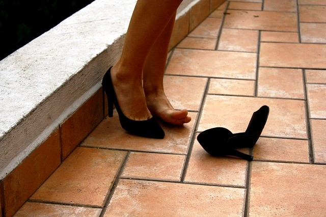 Cipele Štikle Stopala