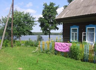Kuća Jezero Priroda