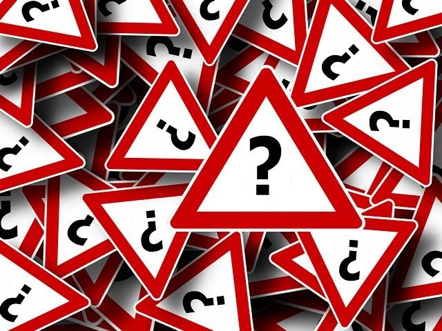 Znak pitanja zagonetka