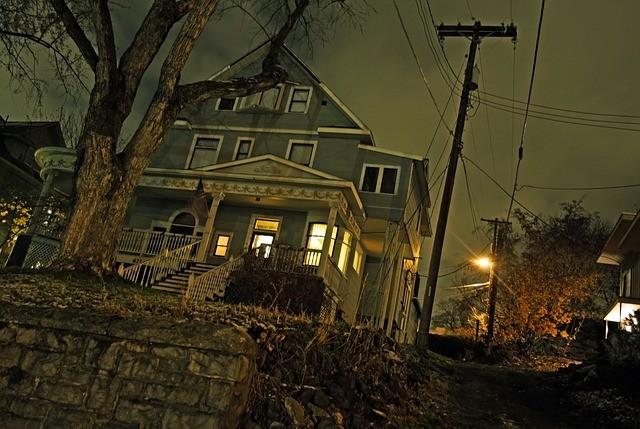 Kuća Horor Jezivo