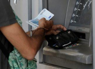 Bankomat Novac Grčka
