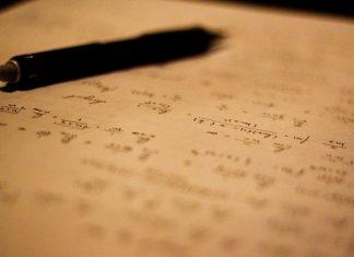 PApir olovka matematika