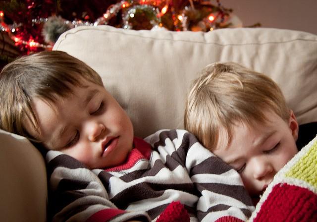 deca spavaju