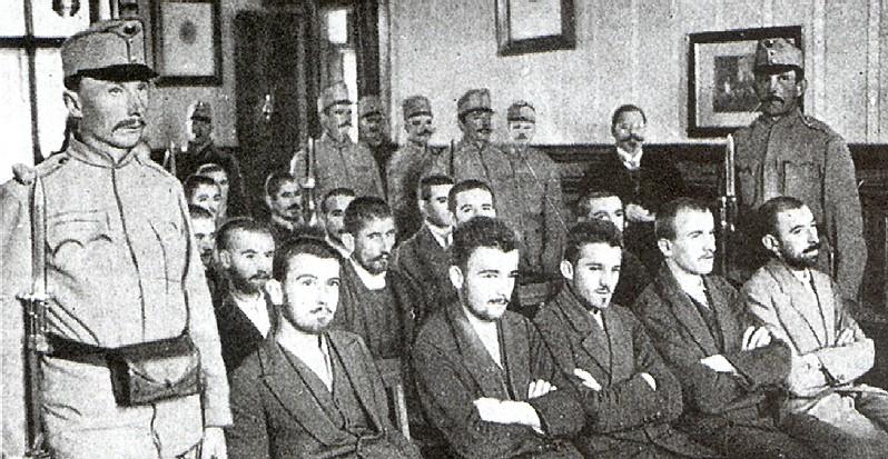 Sarajevsko suđenje