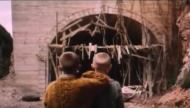 Tunel lepa sela lepo gore