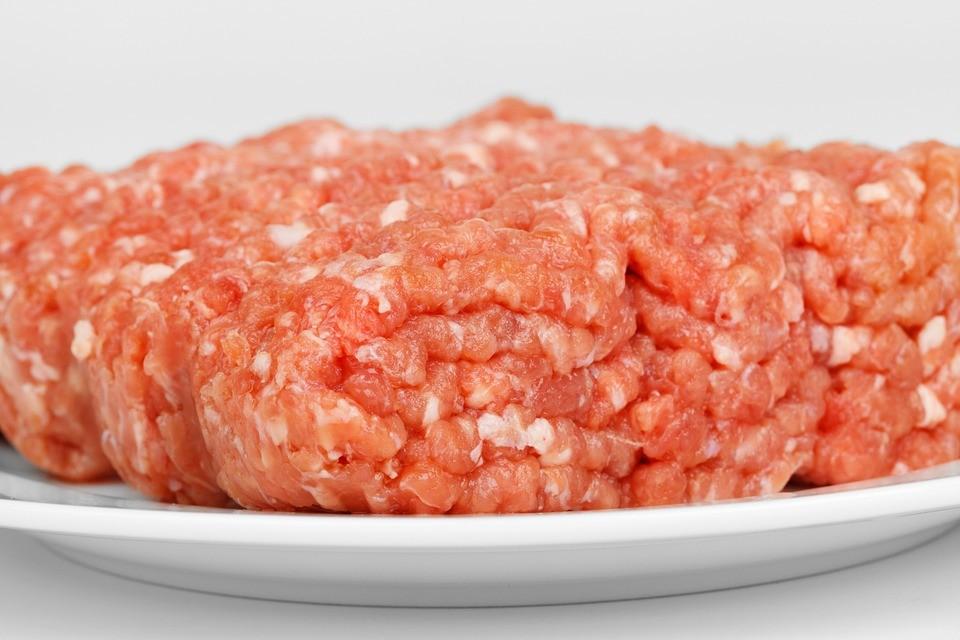 Mleveno meso
