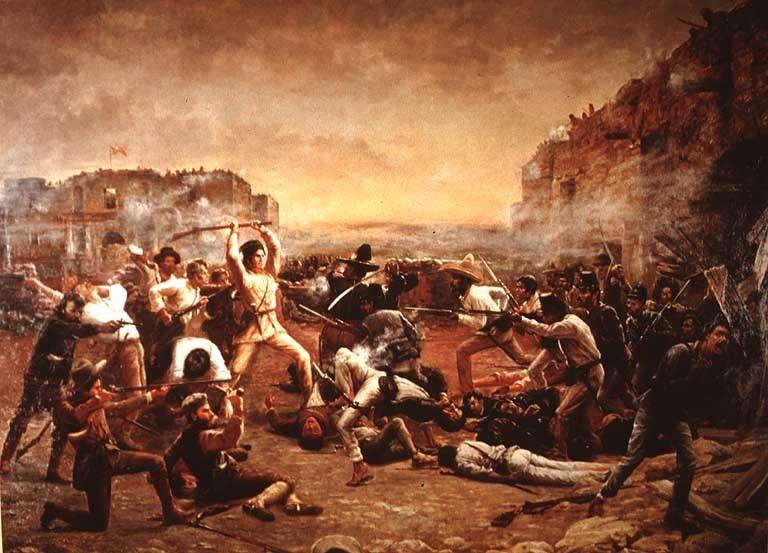 Bitka za Alamo
