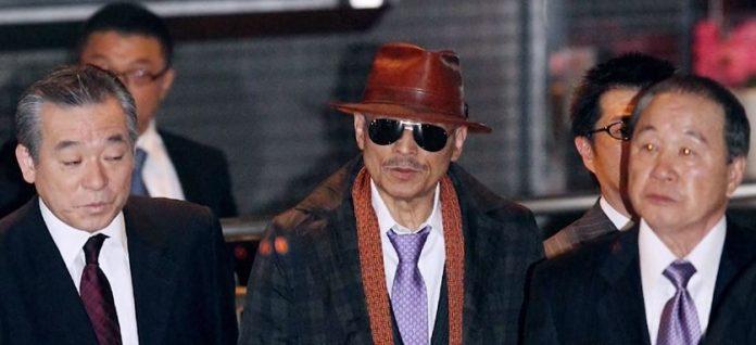 japanska mafija