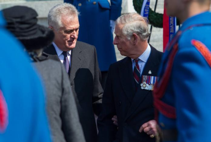 Nikolic i Princ Carls