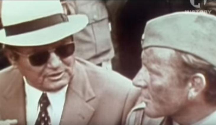 Tito i Ričard Barton