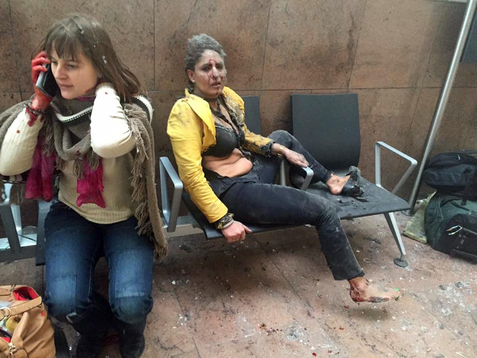 Napad u Briselu