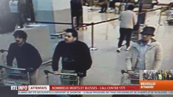 Teroristi Brisel
