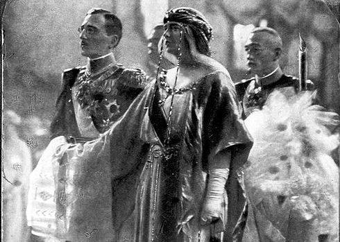 Svadba kraljice Marije i kralja Aleksandra
