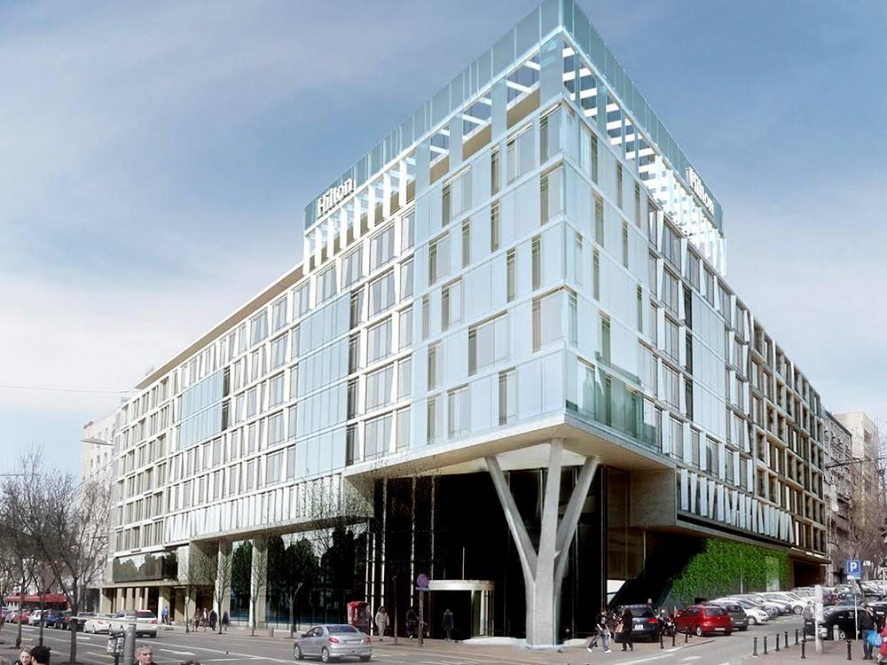 Hilton Beograd