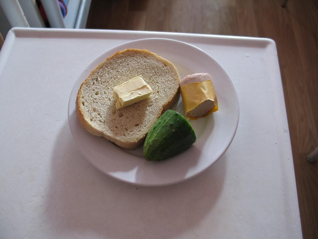 bolnički obrok